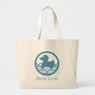 Rubber Duck Clan Canvas Bags