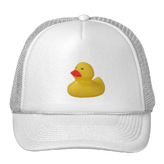 Rubber duck cute fun yellow hat, cap, gift idea trucker hat