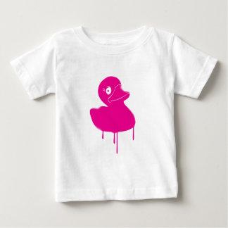 Rubber Duck Ducky Graffiti Art Baby T-Shirt