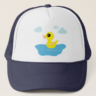 Rubber Duck Hat