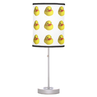 Rubber Duck Lampshade Table Lamp