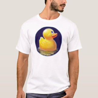 Rubber Duck on Vacation T-Shirt