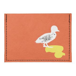 Rubber Duck - Shadow Duck Tyvek Card Wallet Case Tyvek® Card Case Wallet