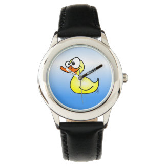 Rubber duck watches