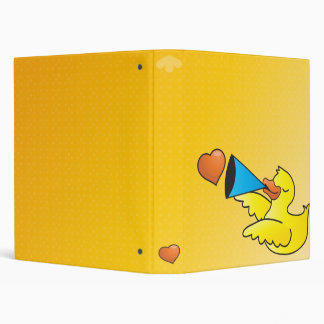 Rubber duckie Binder