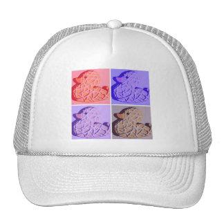 Rubber Duckie Pop Art Trucker Hat