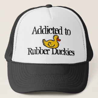 Rubber Duckies Trucker Hat