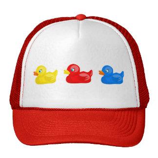 Rubber Ducks Trucker Hats