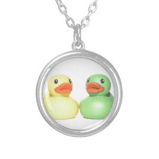 Rubber Ducks Necklace