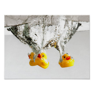 Rubber Ducks Poster