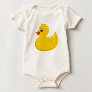 Rubber Ducky Baby Organic Bodysuit