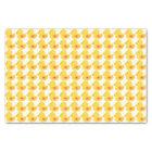 Rubber Ducky Girl Baby Shower Tissue Paper