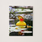 Rubber Ducky Jigsaw Puzzle