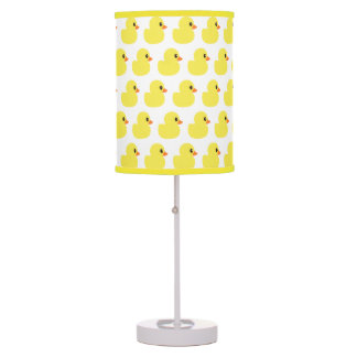 """Rubber Ducky"" Lamp"