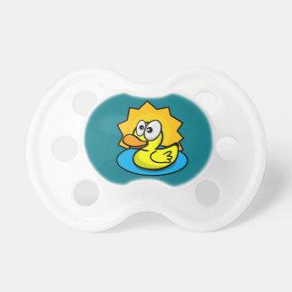 Rubber Ducky Pacifier