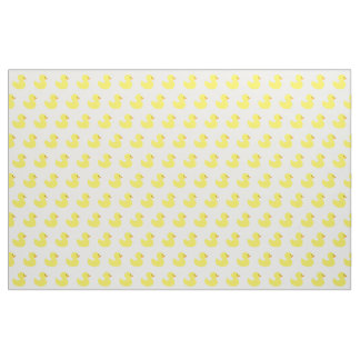 Rubber Ducky Pattern Fabric