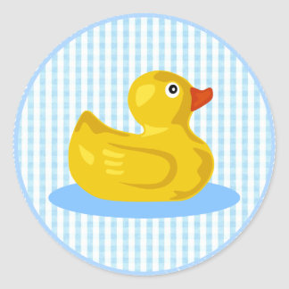 Rubber Ducky Sticker