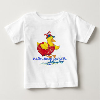 Rubber ducky- toddler shirt