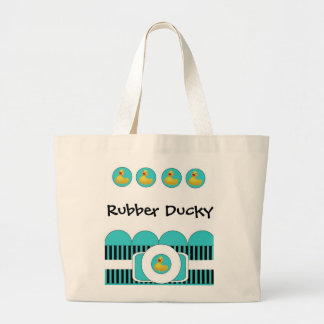 Rubber Ducky Tote