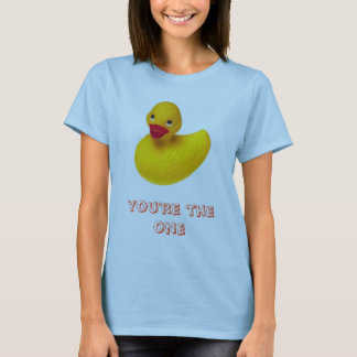 Rubber Ducky, you're the one T-Shirt