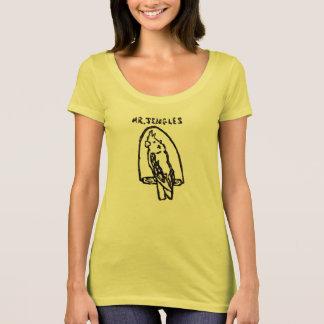Rubber Stamp, Mr. Jingles T-Shirt
