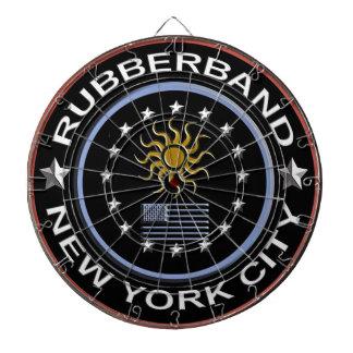 Rubberband (Metal Cage Dartboard) Dartboard