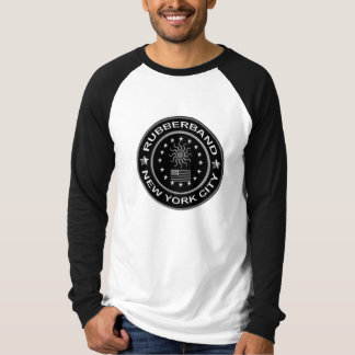 Rubberband New York City (Long Sleeves) T-Shirt