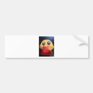Rubby Ducky Bumper Sticker