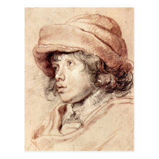 Rubens Son Nicholas by Paul Rubens Post Cards