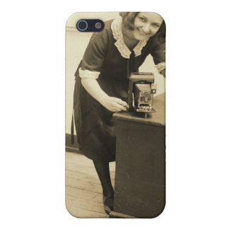 Rubenstein with Folding Camera iPhone Case Case For iPhone 5/5S