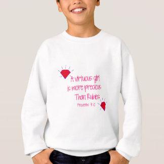 rubies sweatshirt