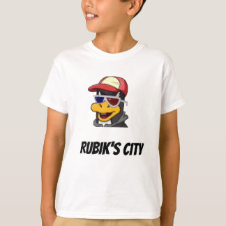 Rubik's City Yee T-Shirt Kids