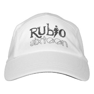 Rubio 2016 headsweats hat
