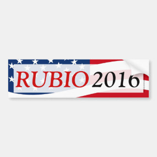Rubio 2016, Marco for President Bumper Sticker