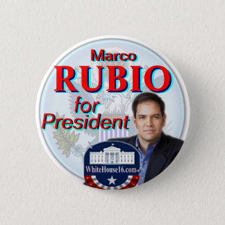 Rubio for President Great Seal Button