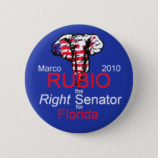 RUBIO Senate 2010 Button