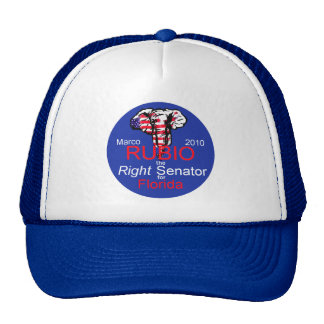 RUBIO Senate 2010 Hat