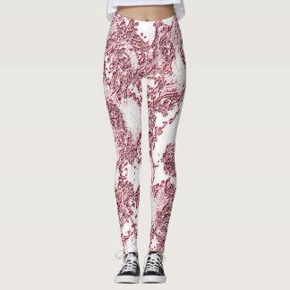 Ruby Angelic Leggings