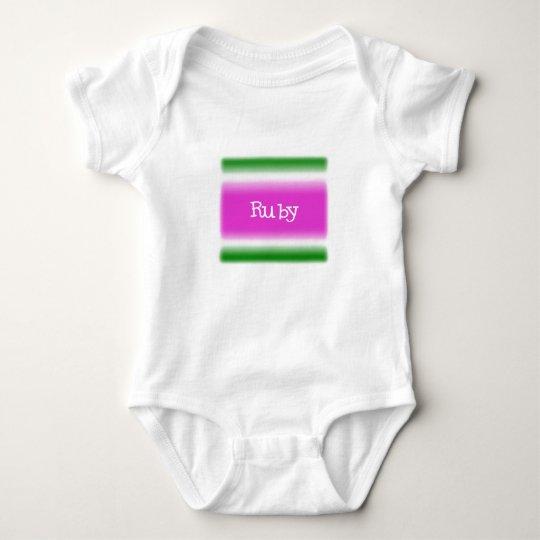 Ruby Baby Bodysuit