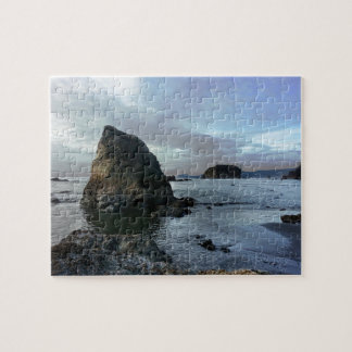Ruby Beach in Olympic National Park Jigsaw Puzzle
