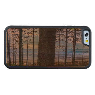 Ruby Beach sea shore Carved Cherry iPhone 6 Bumper Case