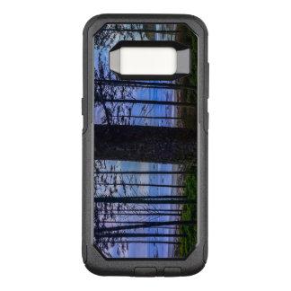 Ruby Beach sea shore OtterBox Commuter Samsung Galaxy S8 Case