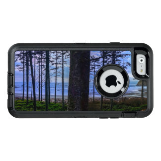 Ruby Beach sea shore OtterBox Defender iPhone Case