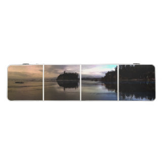 Ruby Beach Sunset | Olympic NP Beer Pong Table