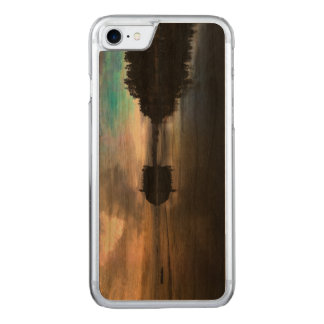 Ruby Beach Sunset   Olympic NP Carved iPhone 8/7 Case