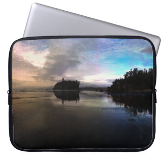 Ruby Beach Sunset | Olympic NP Computer Sleeves