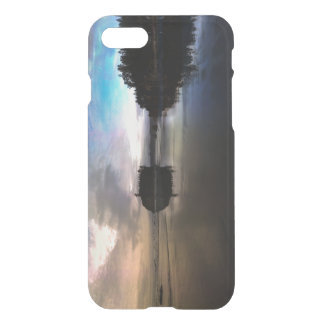 Ruby Beach Sunset   Olympic NP iPhone 8/7 Case