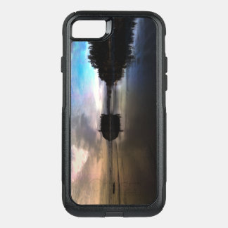 Ruby Beach Sunset   Olympic NP OtterBox Commuter iPhone 8/7 Case