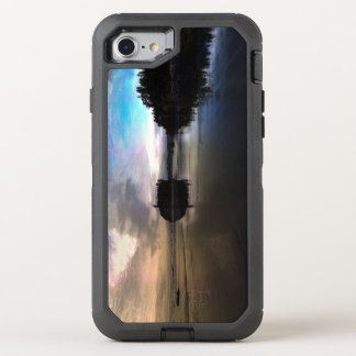 Ruby Beach Sunset   Olympic NP OtterBox Defender iPhone 8/7 Case
