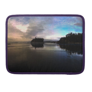 Ruby Beach Sunset | Olympic NP Sleeve For MacBook Pro